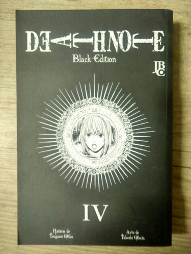 manga death note  black edition  vol 4