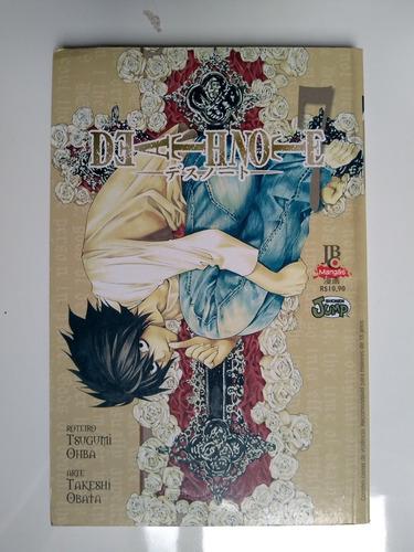 mangá death note - volume 6
