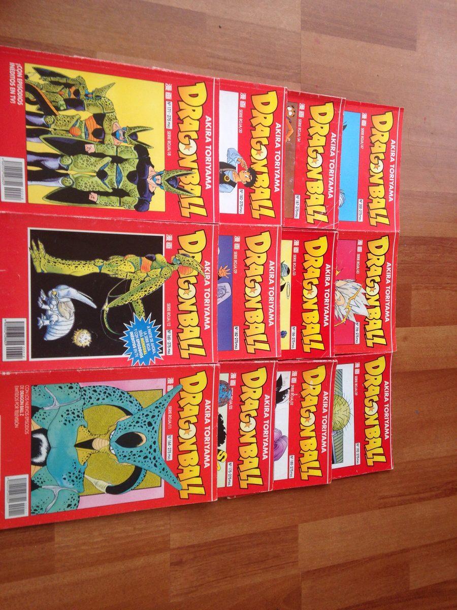 Manga Dragon Ball Serie Roja - $ 40.000 en Mercado Libre