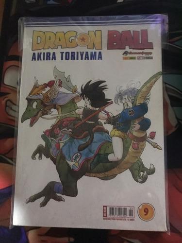 manga dragon ball volume 9 akira toriyama