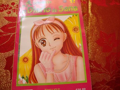 manga el diario de sana tomo kodomo no omocha #5