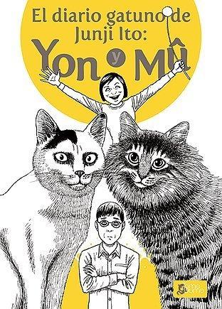 manga el diario gatuno de junji ito - ito junji