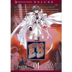 manga - e´s - original em japones - 6 volumes
