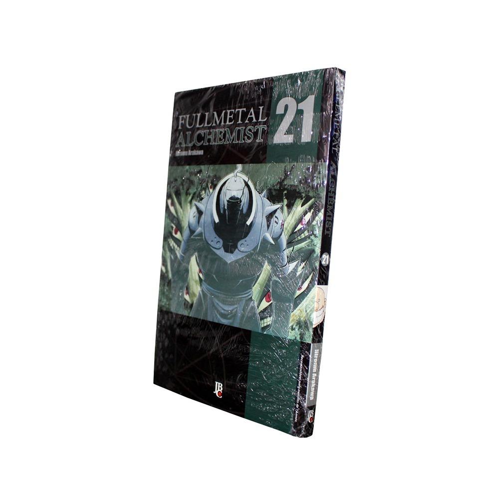 fullmetal alchemist vol 21