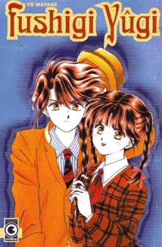 mangá fushigi yûgi nº 4 conrad editora quadrinhos japoneses