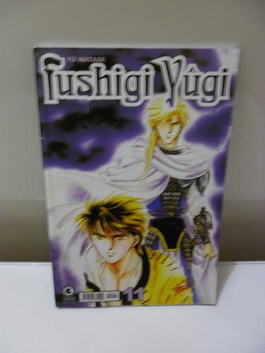 mangá fushigi yûgi - volume 11