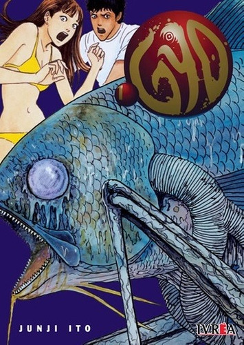 manga gyo # 01 - ito junji