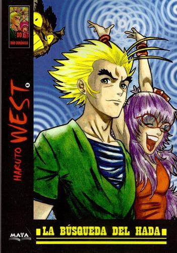 manga - haruto west - la búsqueda del hada