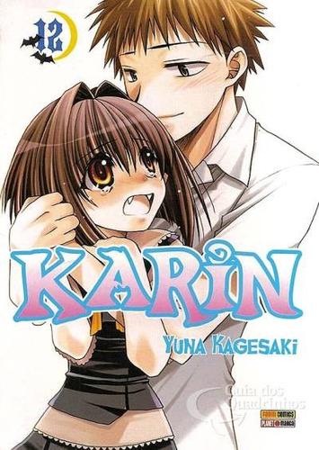 mangá - karin nº 12