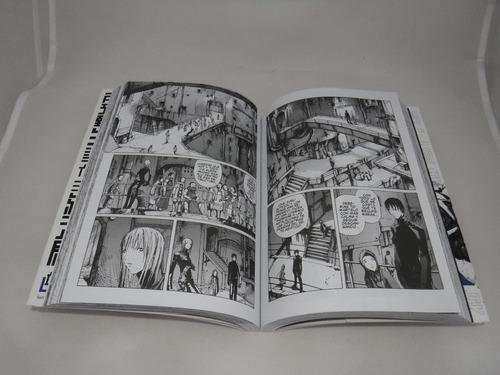 manga, kodansha, blame vol. 2 ovni press
