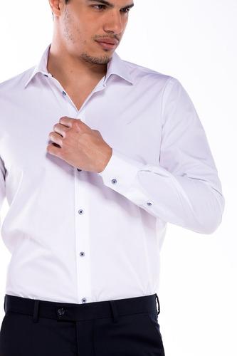 manga lar camisa