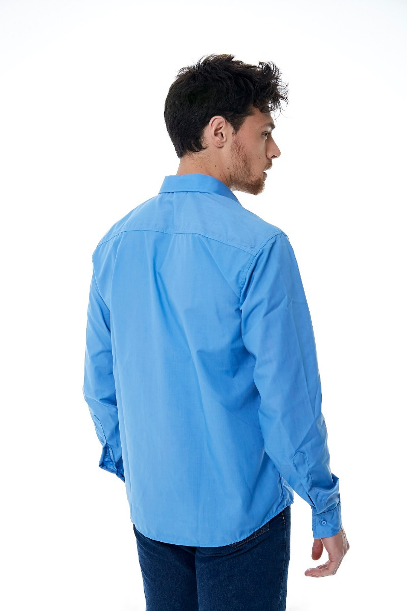 3b1e67af8 Cargando zoom... 4 camisa batista manga larga esp rogers somos fabricantes!