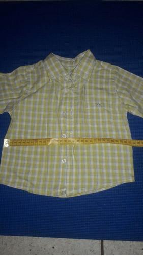 manga larga camisa