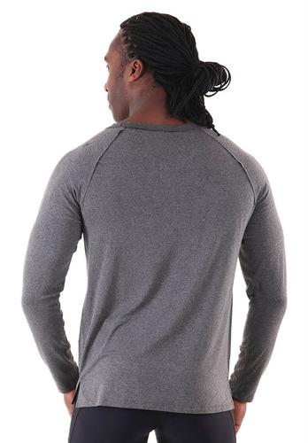 manga longa blusa