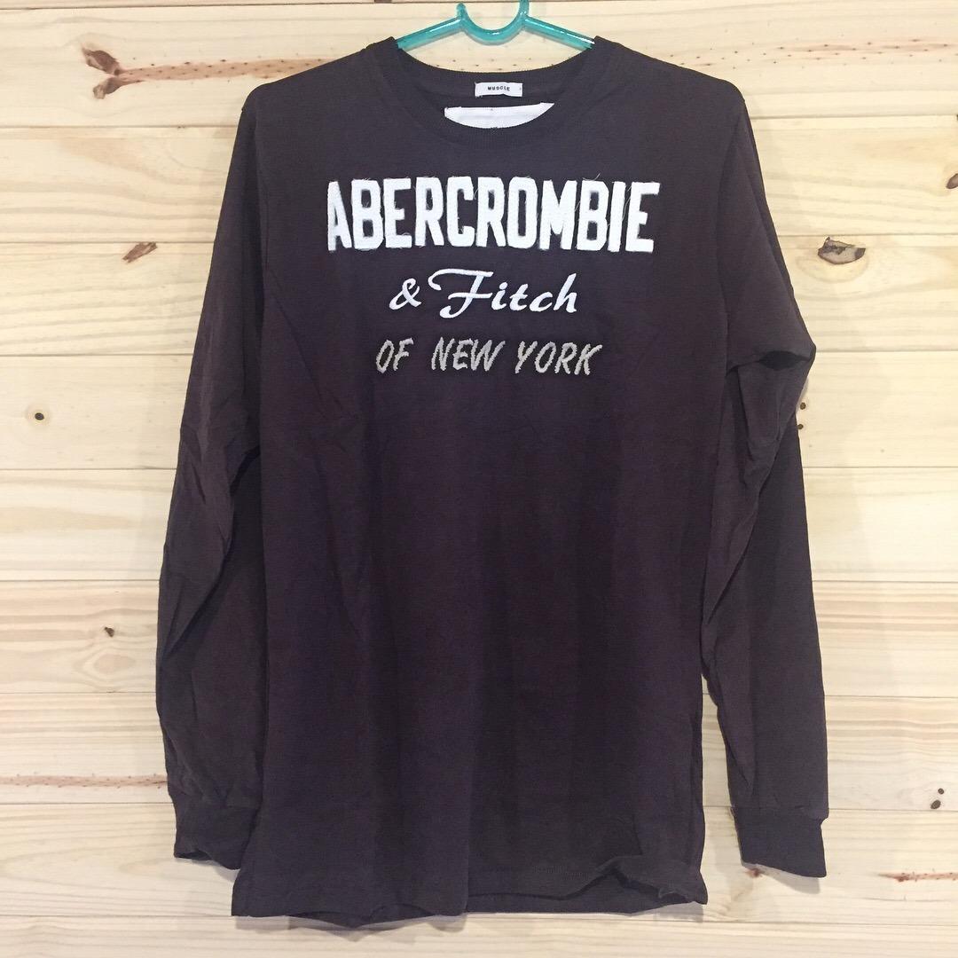 1490797170 Camisa Manga Longa Hollister Abercrombie Envio Imediato - R  169