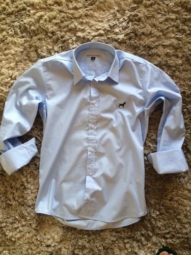 manga longa camisa