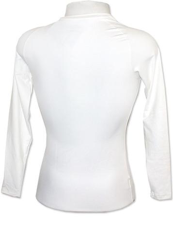 manga longa camisa. Carregando zoom... camisa térmica umbro manga longa twr  basic branca original de37e235e320f