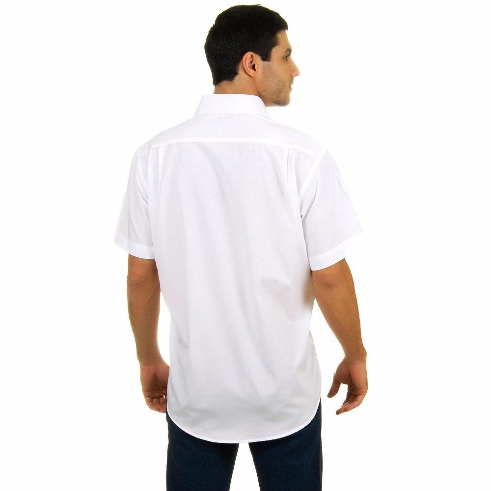 89d7d788f3 Camisa Social Manga Longa Tricoline Mista - R  42