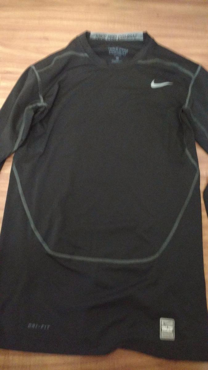 0be2d251b4 Carregando zoom... camiseta nike pro combat compressão manga longa g v2mshop