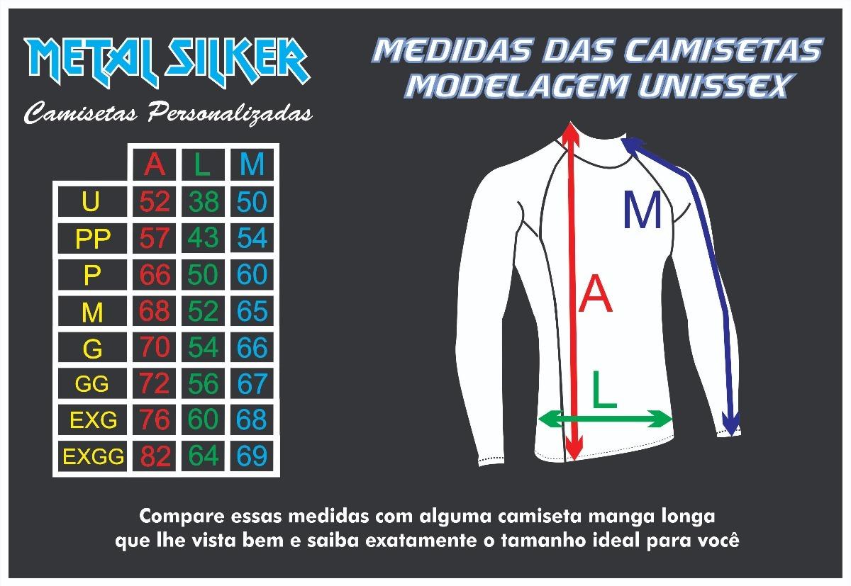 Camisa Camiseta Camuflada Verde Manga Longa Exg Ou Exgg - R  45 2dde2414403