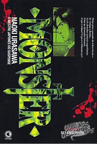 mangá - monster nº 03