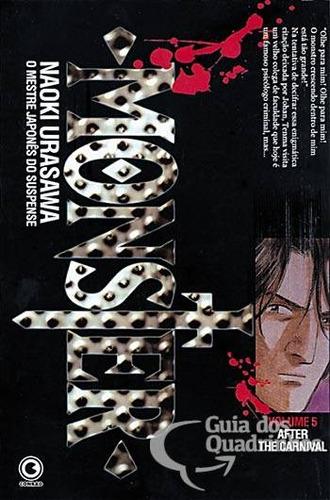 mangá - monster nº 05