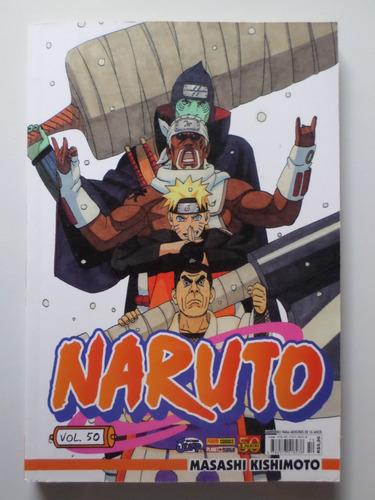 manga naruto 50 temos mais números, complete sua coleção!