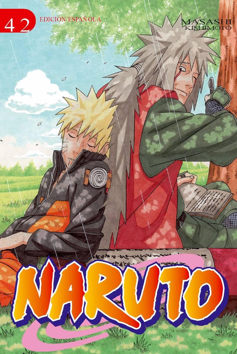 manga naruto tomo 42 edt s 6900 en mercado libre - Naruto 69