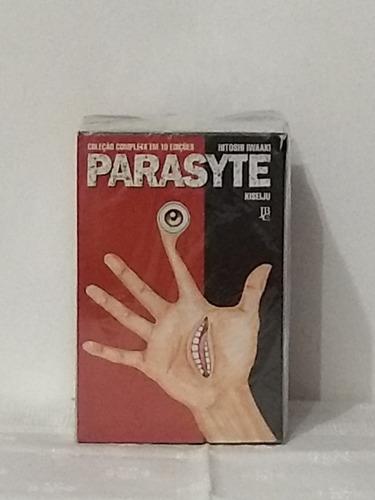 mangá parasyte box completo e lacrado