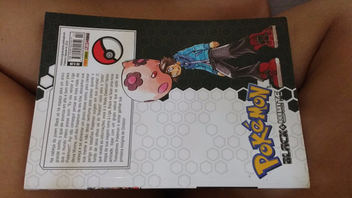 mangá pokémon black & white edição 2