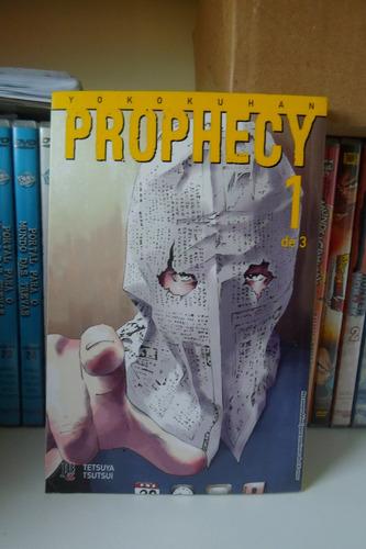 mangá prophecy - volume 1 (frete 10,00)