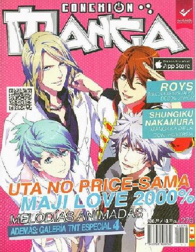 manga revista manga