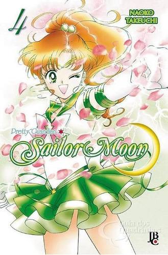 mangá - sailor moon nº 04
