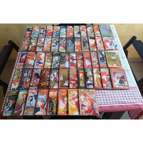 Mangá Samurai X - Coleção Completa - 56 Edições