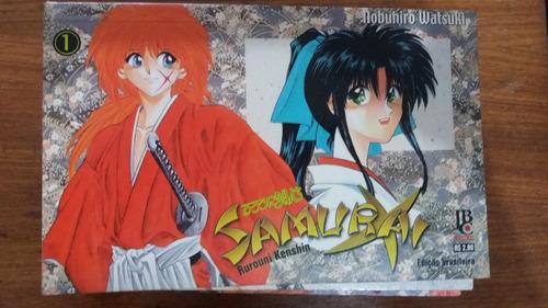 manga samurai x 1 - 20