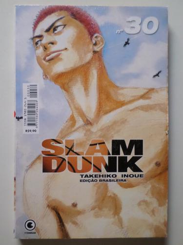 manga slam dunk 30 temos mais edições