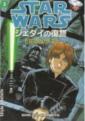 mangá - star wars - o retorno de jedi - 03