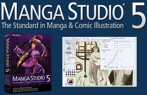 manga studio crackeado