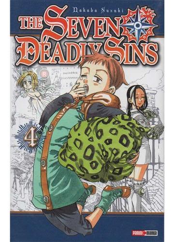 manga the seven deadly sins tomo 4 ed panini manga - jxr