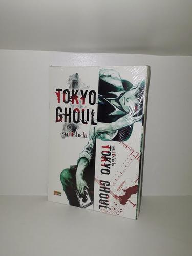 mangá tokyo ghoul volume 1 lacrado panini