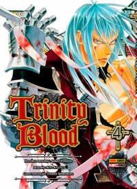 mangá - trinity blood nº 04