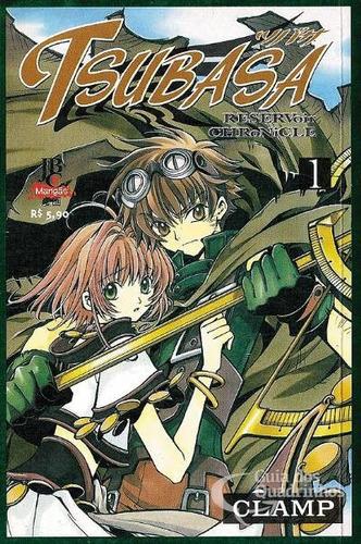 mangá - tsubasa reservoir chronicle nº 01