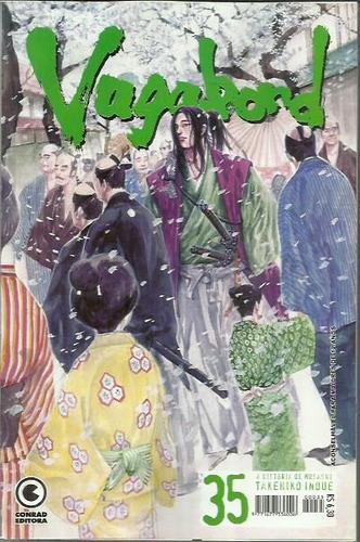 mangá vagabond vol. 35