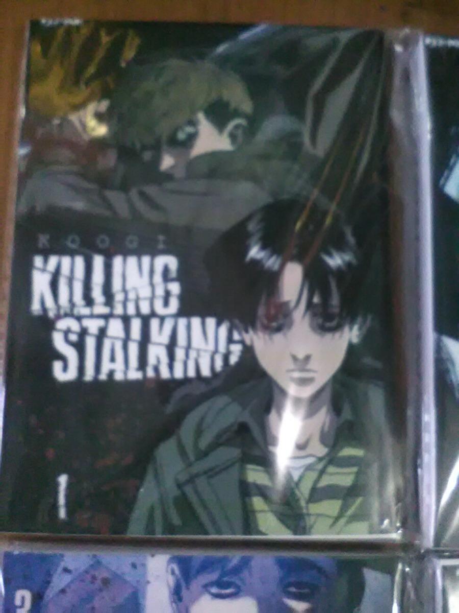 Manga Yaoi Killing Stalking 4 Tomos En Español - $ 450.00