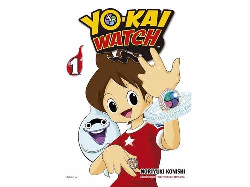 manga yokai watch tomo 01 - mexico