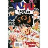 mangá - yu yu hakusho nº 25