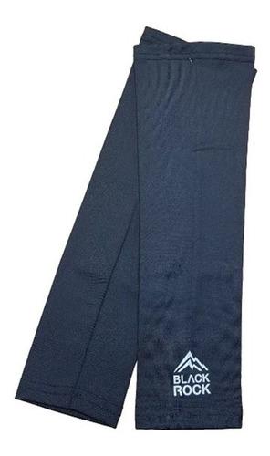 mangas de compresion - black rock sleeve liner unisex