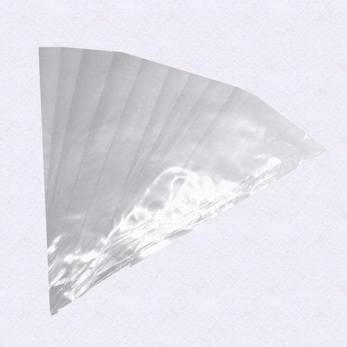 mangas descartables n12 - 30 cm rollo x 50 u - parpen