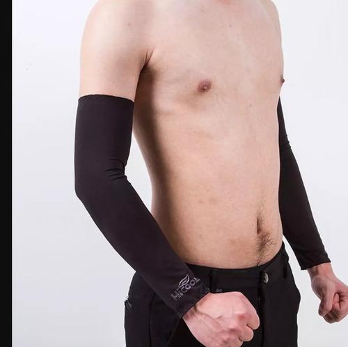 mangas protectoras de sol para el brazo 1/par