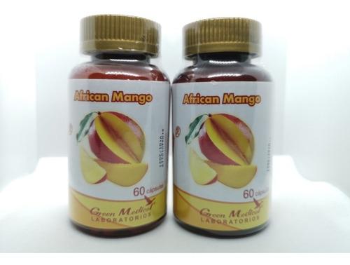 mango africano quemador de grasas 180 capsulas envio gratis